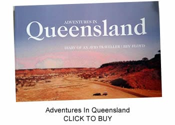 Adventures In Queensland by Bev Floyd
