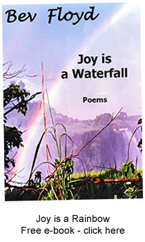 Joy is a rainbow by Bev Floyd