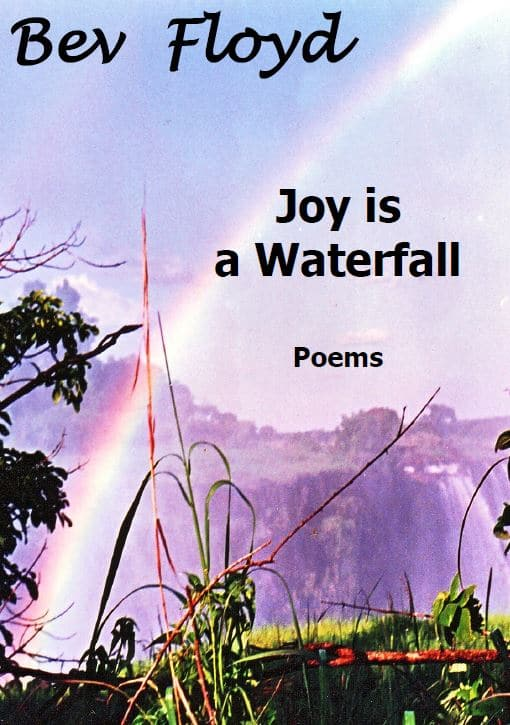 Joy is waterfall - Poetry by Bev Floyd